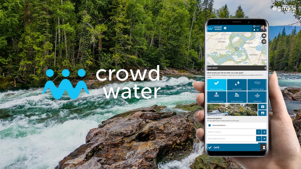 CrowdWater